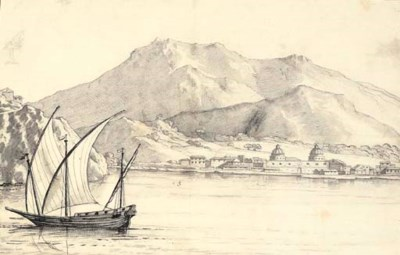 Alexander Cozens (c.1717-1786)