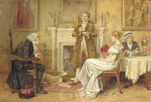 George Goodwin Kilburne, Jun. (1863-1938)