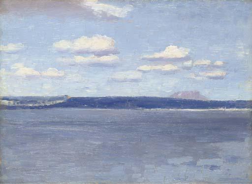 Augustus Edwin John, O.M., R.A. (1878-1961)
