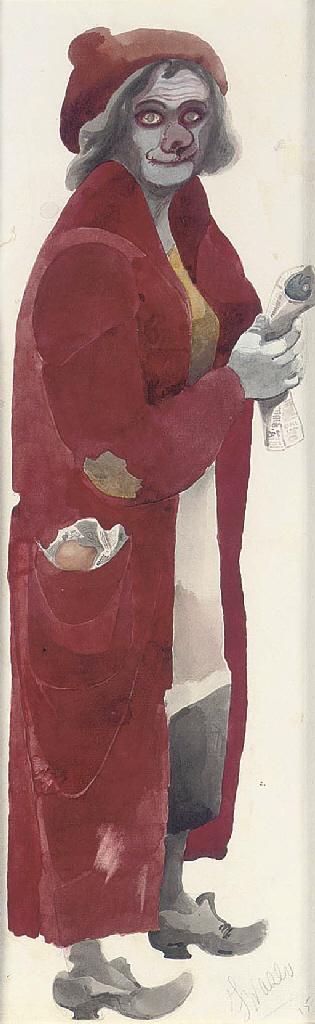 Edward Burra (1905-1976)