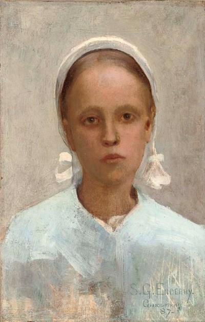 Samuel G. Enderby (fl.1886-190