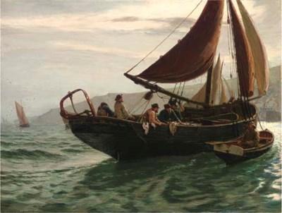 Charles Napier Hemy, R.A., R.W