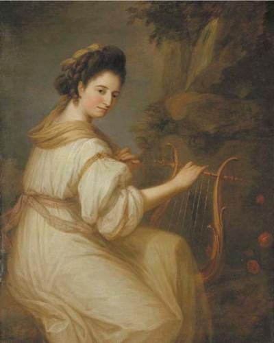 Angelica Kauffmann, R.A. (1741