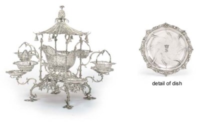 THE DUKE OF SUSSEX'S EPERGNE A