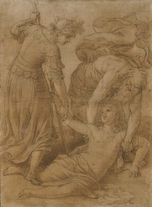 Attributed to Alessandro Turch