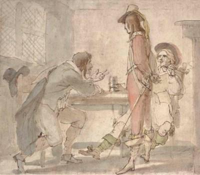 François-André Vincent (Paris