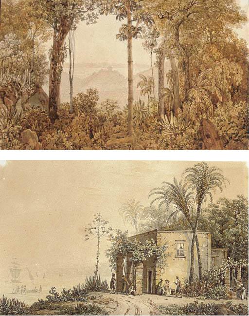 Thomas Ender (1793-1875)