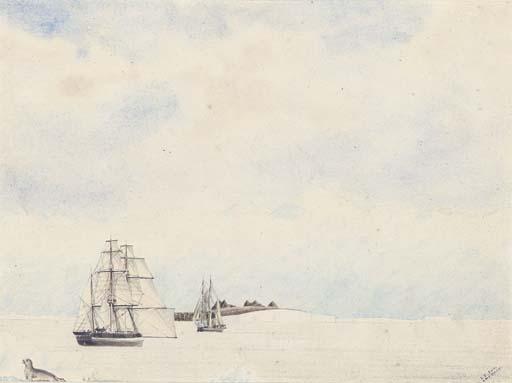 Captain John Edward Davis, RN