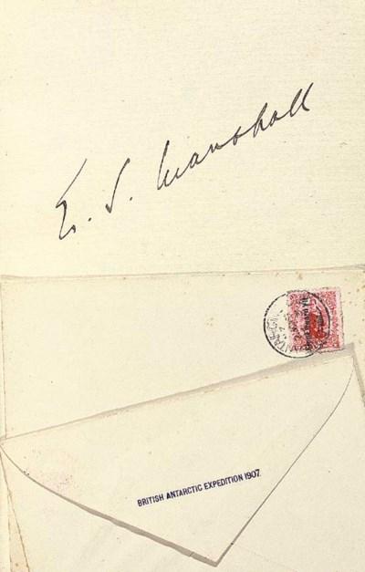ERIC STEWART MARSHALL (1879-19