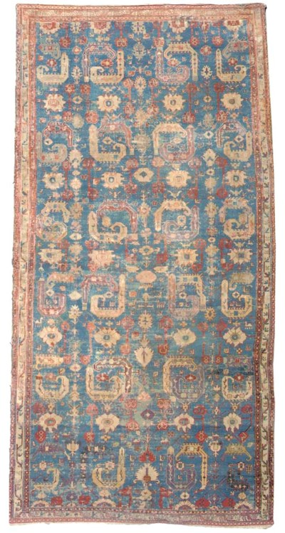 AN EAST CAUCASIAN CARPET