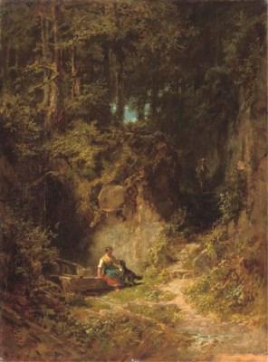 Carl Spitzweg (German, 1808-18