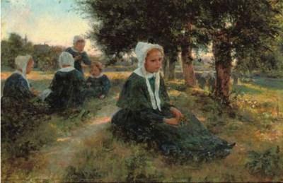 Cesare Saccaggi (Italian, 1868