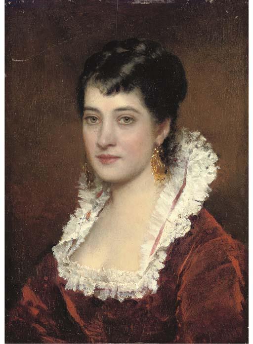 Eugène de Blaas (Austrian, 184
