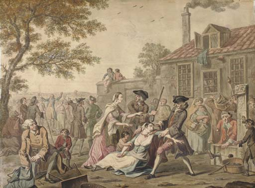 English School, circa 1760
