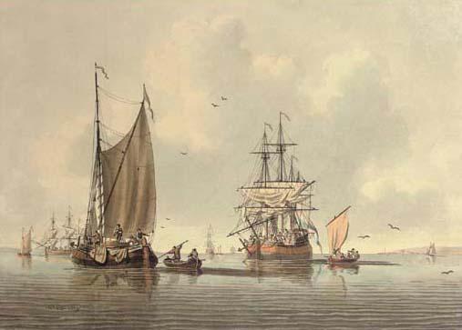 John Cleveley, Jun.  (1747-178