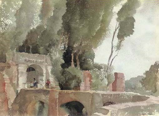 William Russell Flint, R.A., P