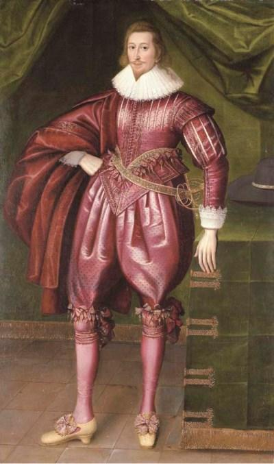 English School, circa 1619-20