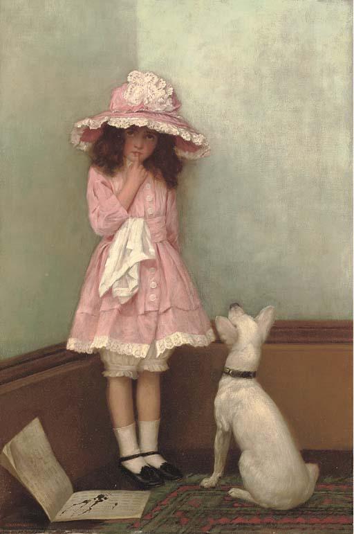 William Henry Gore, R.B.A. (fl.1880-1920)