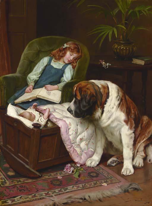 Arthur John Elsley (1861-1952)