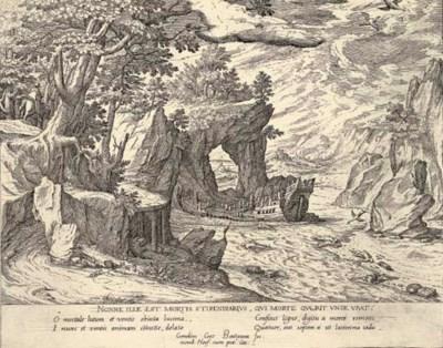 After Cornelis Cort (1525- bef