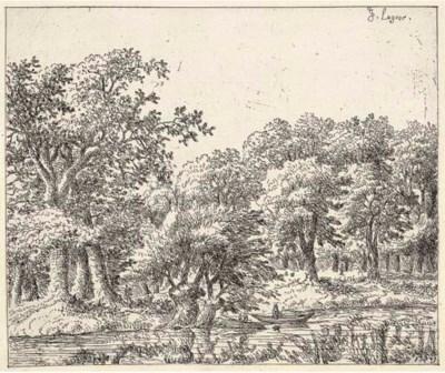 Johan Lagoor (active 1645-1659