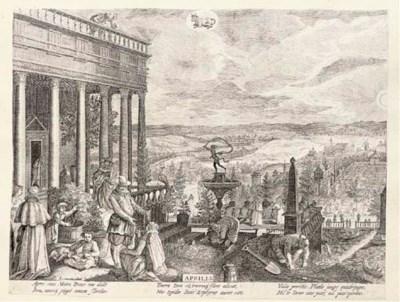 Aegidius Sadeler (circa 1570-1