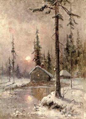 Iulii Iul'evich Klever (1850-1924)