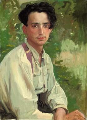 Konstantin Andreevich Somov (1869-1939)