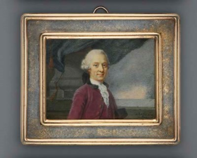 MARTIN SCHEFFEL (SWEDISH, 1729