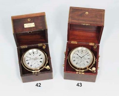 A Victorian rosewood, brass-mo