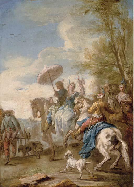 Carle van Loo (Nice 1705-1765 Paris)