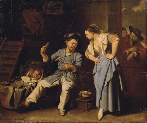 Jacob Toorenvliet (Leiden c. 1635-1719)