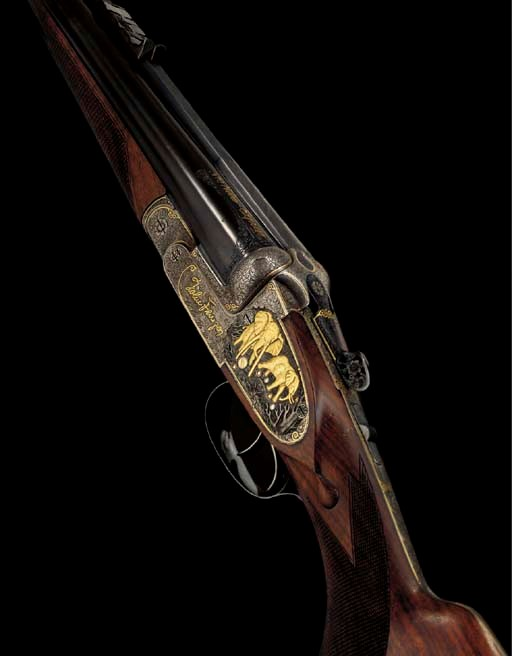 Exceptional and Fine Sporting Guns and Rifles   Christie's