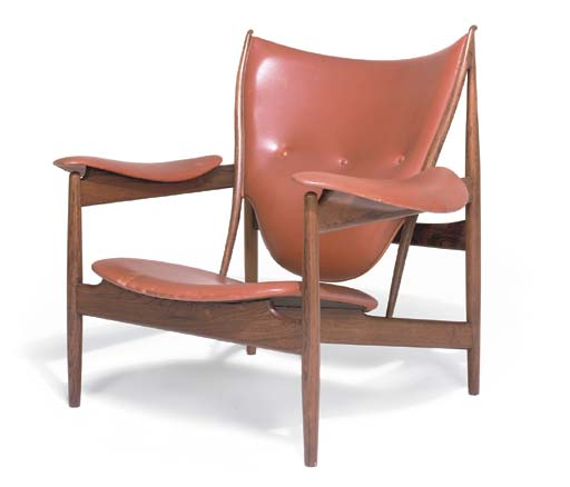 finn juhl danish 1912 1989 chieftain chair christie s