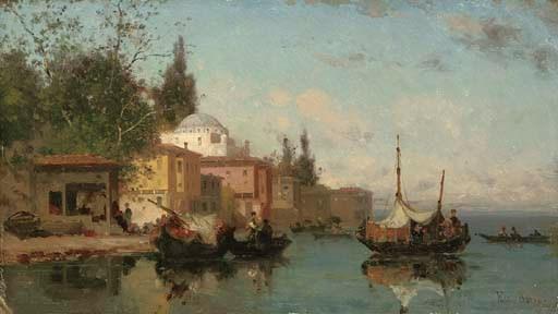 Germain-Fabius Brest (French,