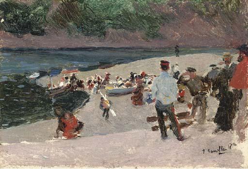 Joaquín Sorolla y Bastida (Spa