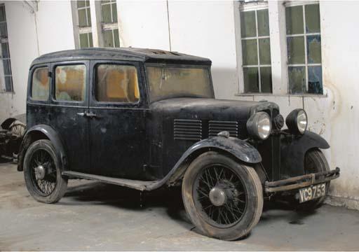 1931 STANDARD LITTLE NINE FOUR DOOR SALOON