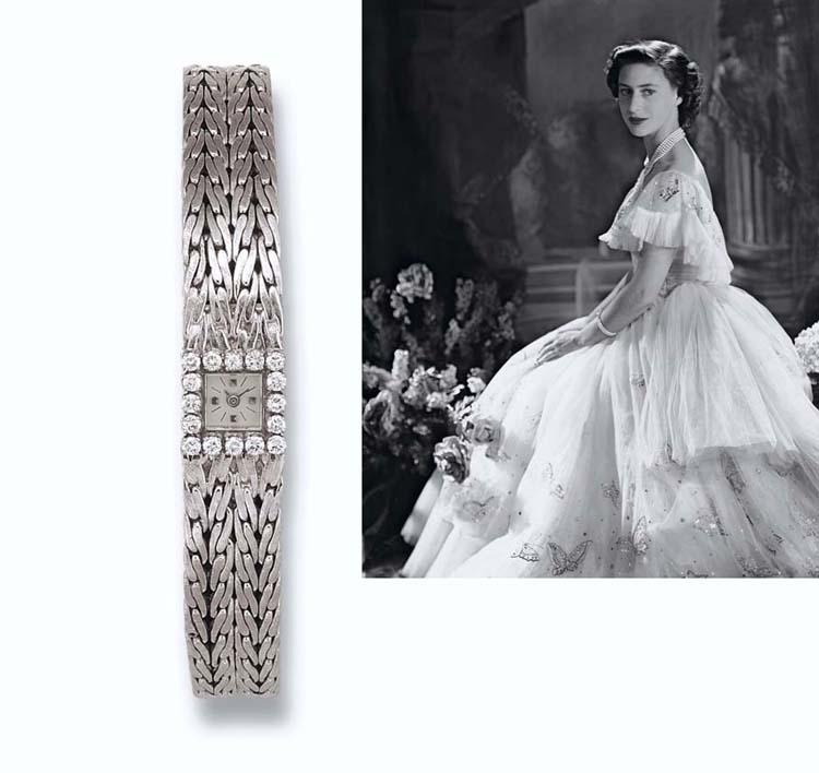 A LADY'S DIAMOND-SET WRISTWATCH, BY VACHERON & CONSTANTIN