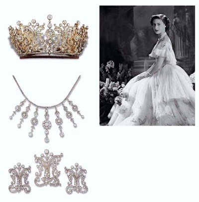 THE 'POLTIMORE TIARA'