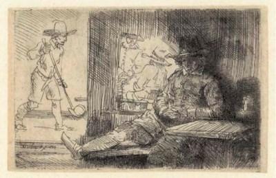 Rembrandt Harmensz van. Rijn