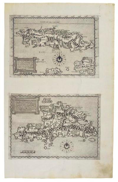 CUBA and HISPANIOLA - FORLANI,