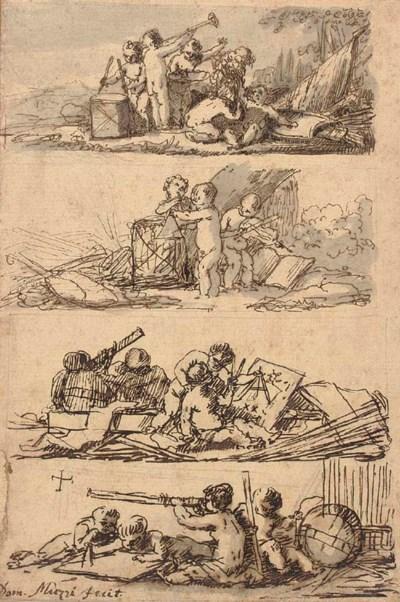 Domenico Muzzi (Parma 1742-181