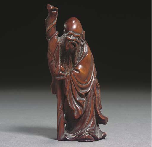 Boxwood carving eagle hawks handmade figure carving master