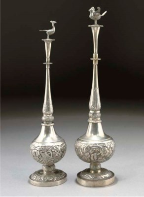 TWO STRAITS SILVER ROSEWATER S