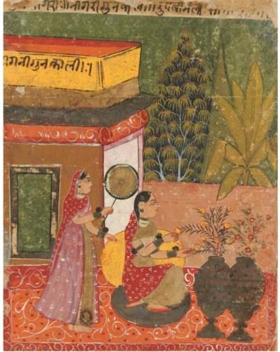 GUNAKARI RAGINI, CENTRAL INDIA