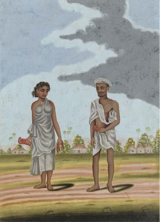 A SHOEMAKER AND HIS WIFE, TANJ