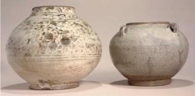 A pottery bowl, Thailand, Sawa