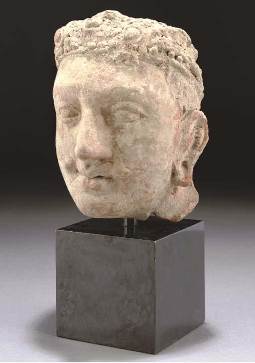 An Hadda terracotta fragmentar