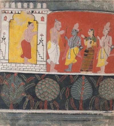 KRISHNA, LAKSHMANA AND RADHA V