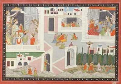 A LEAF FROM THE RAMAYANA, KANG
